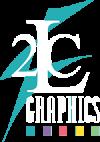 2LC Graphics Logo Light